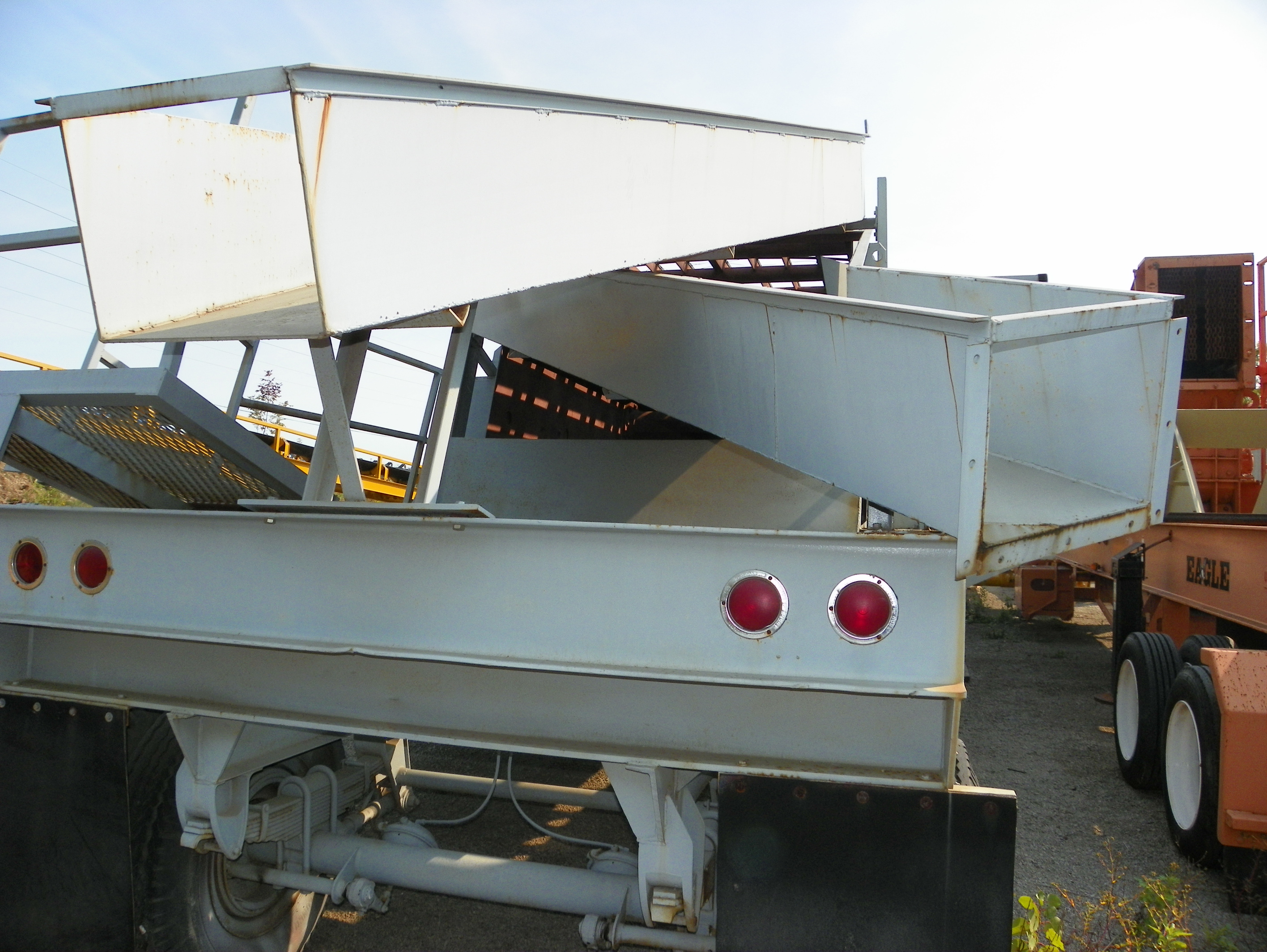 SIMPLICITY 6 X 16 3 DECK PORTABLE INCLINE SCREENING PLANT-2