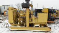 CAT 340 8 B 365 KW GENSET BASE MOUNT WITH CIRCUIT BREAKER