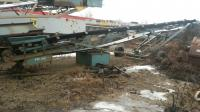 POWERSCREEN M70 60' PORTABLE RADIAL STACKING CONVEYOR