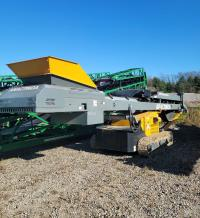 "ANACONDA 36"" X 60' TR6036 TRACKED CONVEYOR"