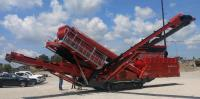 *NEW* TEREX FINLAY MODEL 683 TRACKED SCREEN PLANT 5 X 12 TWO DECK