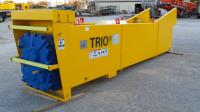 TRIO 36X18 SINGLE COARSE WASHER