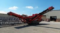 TEREX FINLAY 863 4 X 9 TWO DECK TRACKED SCREEN PLANT