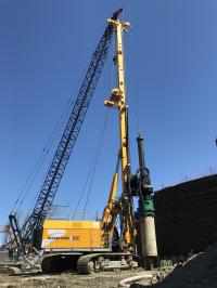 CASAGRANDE B400XP-2 SELF-ERECTING PILING RIG 2019
