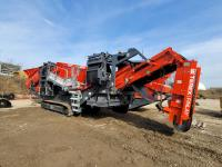 NEW TEREX FINLAY 883+ TWO DECK 5X16 SCREENING PLANT
