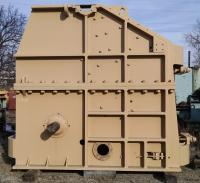 KUE-KEN 4248 MODEL 160 JAW CRUSHER WITH SPARE PARTS