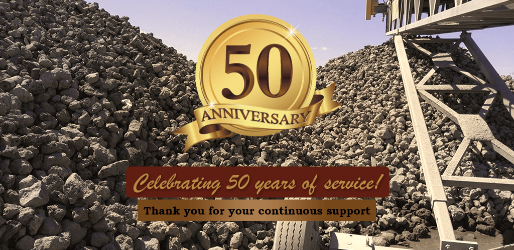 Stone Products 50th Anniversary